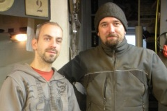 With the master Adrian Kirchler - www.ak-drums.com