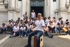 Artemisia Choir in Venice - june 2017