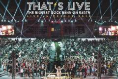 The Biggest Rock Band on Earth - Live in Cesena 2016 - Sony Music